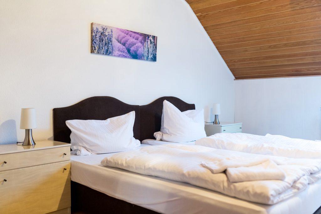 Hotel Ostermann Ahlen Dolberg Zweibettzimmer