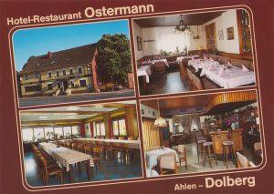 Hotel Ostermann Ahlen Dolberg Postkarte